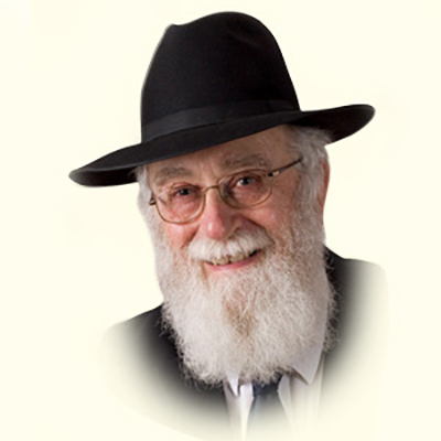 Rabbi Dr Yosef Gerber